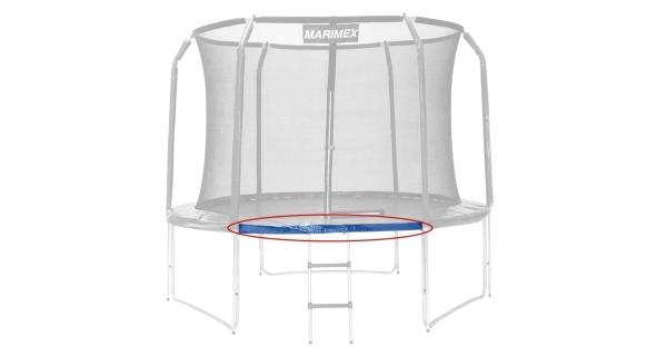 Náhradní trubka rámu pro trampolínu Marimex 396 cm - 153,5 cm