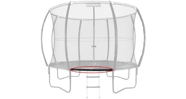 Náhradní trubka rámu pro trampolínu Marimex Comfort 305 cm - 121,4 cm