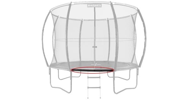 Náhradní trubka rámu pro trampolínu Marimex Comfort 366 cm - 144,8 cm