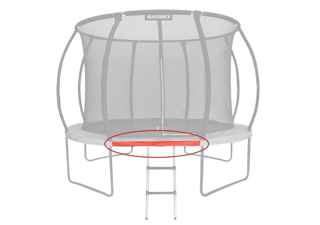 Levně Marimex Náhradní trubka rámu pro trampolínu Marimex Premium 366 cm - 137 cm - 19000423