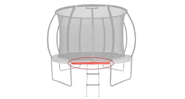 Náhradní trubka rámu pro trampolínu Marimex Premium 366 cm - 139,5 cm