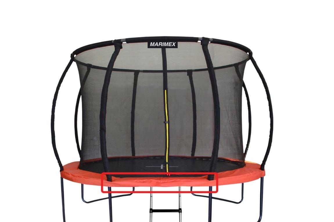 Marimex Náhradní trubka rámu pro trampolínu Marimex Premium 366 cm - 19000744