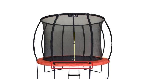 Náhradní trubka rámu pro trampolínu Marimex Premium 457 cm