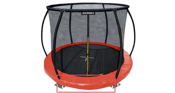 Náhradní trubka rámu pro trampolínu Marimex Premium in-ground 366 cm