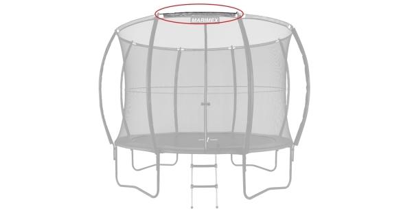 Náhradní tyč obruče pro trampolínu Marimex 305 cm Comfort - 110 cm