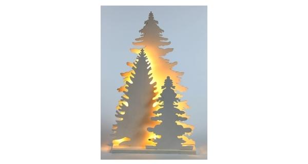 Nature les 15 LED - bílý