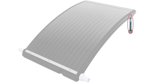 Noha solárního ohřevu Slim 3000