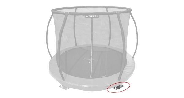 Noha trampolíny - Marimex Premium in-ground