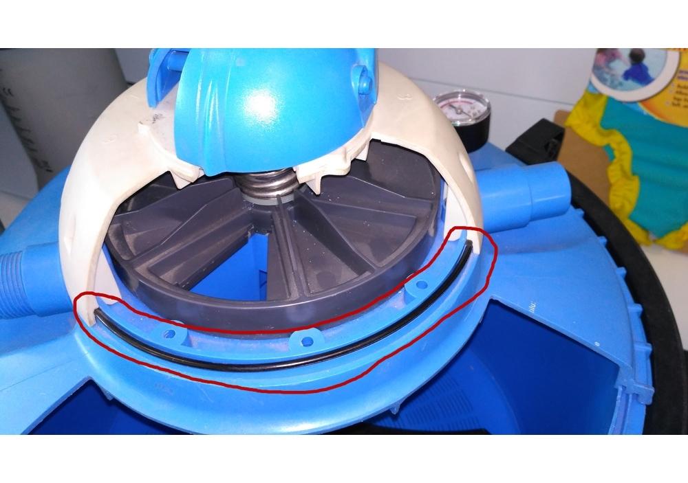 Marimex O-kroužek hlavy filtrace ProStar 4 a ProStar 6 - 10604265
