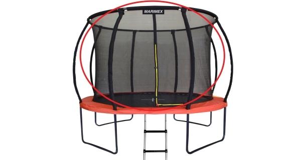 Ochranná síť - trampolína Marimex Premium 366 cm