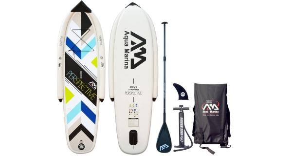 Paddle board AQUA MARINA PERSPECTIVE + karbonové pádlo ZDARMA