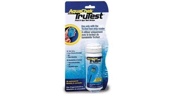 Pásky testovací AquaChek pro dig. čtečku