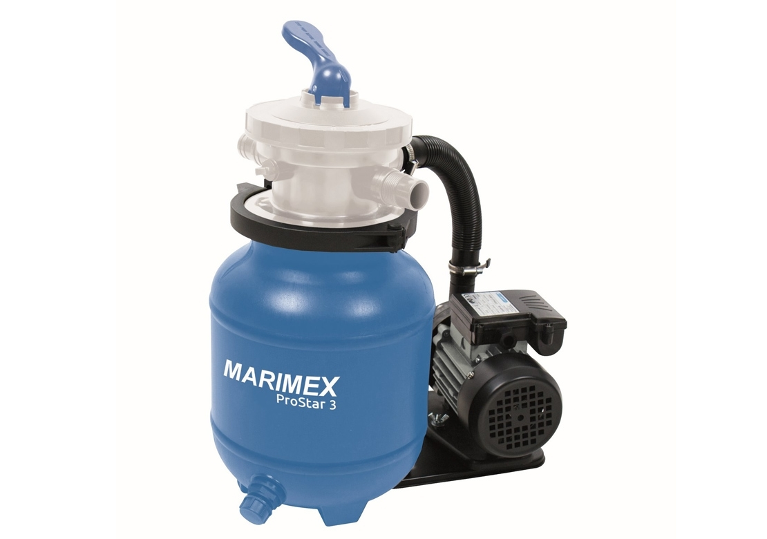 Marimex Písková filtrace ProStar 3 + sada hadic - 10600010
