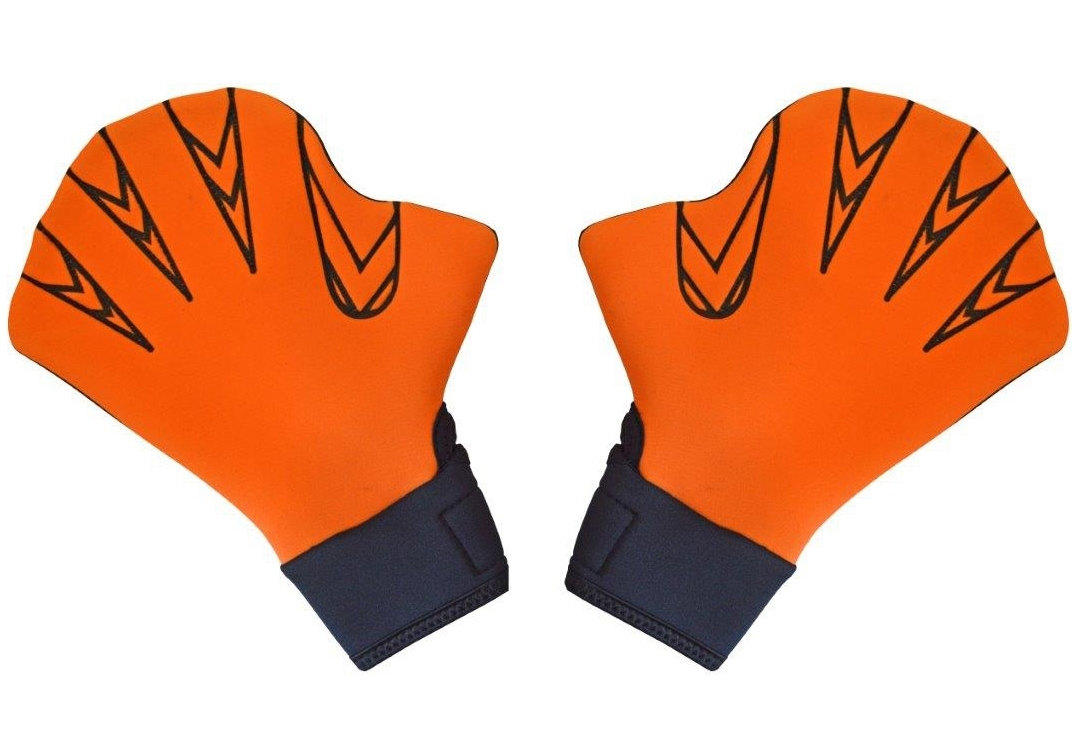 Marimex Plavecké rukavice na aquaerobic - velikost L - 11630218