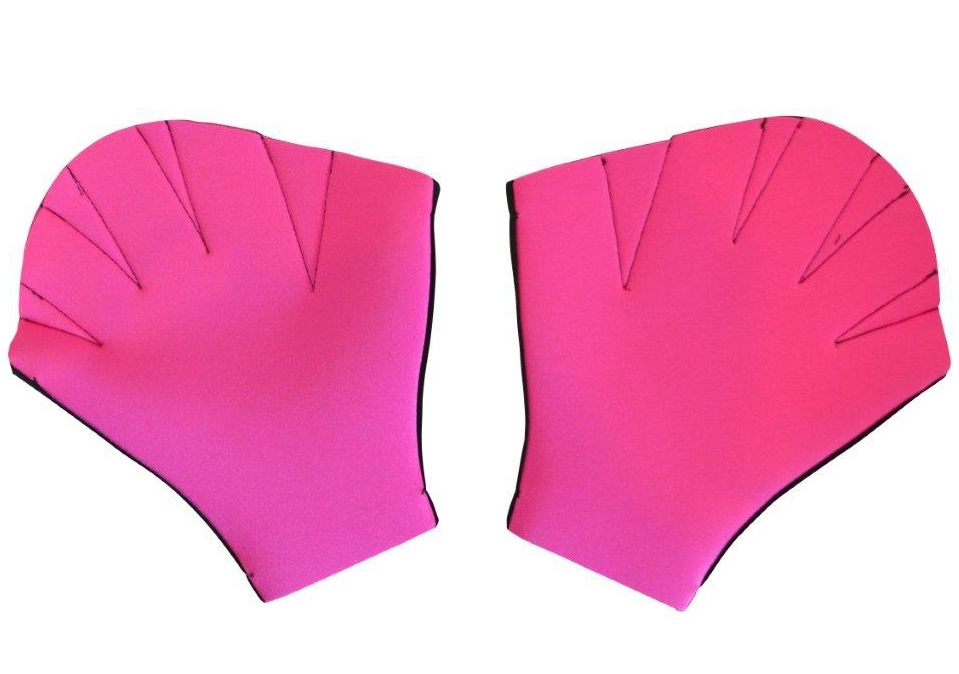 Marimex Plavecké rukavice na aquaerobic - velikost M - 11630217