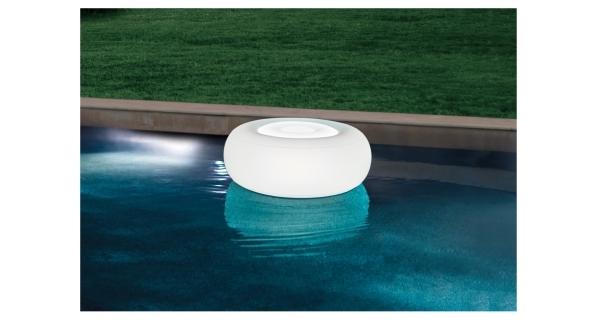 Plovoucí LED světlo Ottoman