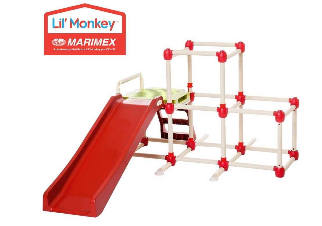 Lil 'Monkey Prolézačka dětská Lil´Monkey Olympus - 11640179