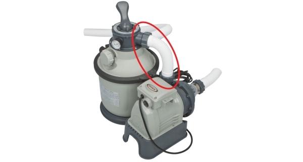 Propojovací hadice pro pískovou filtraci Sand 4