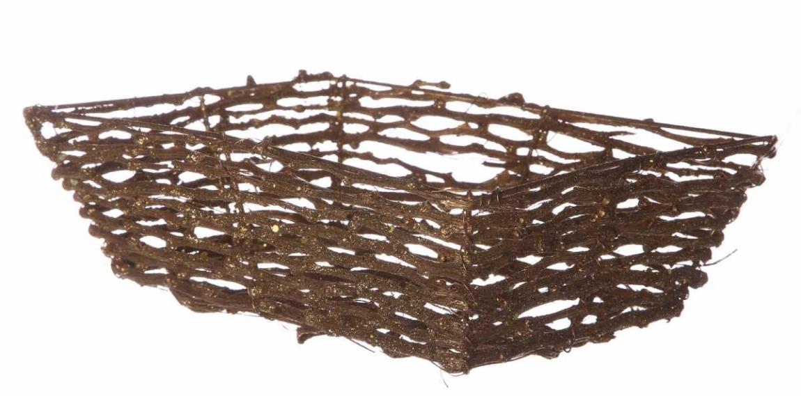 Proutěný košík - 18000334