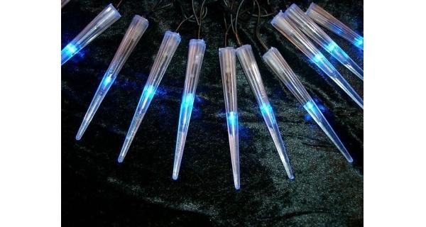 Rampouchy - 60 LED - modrá
