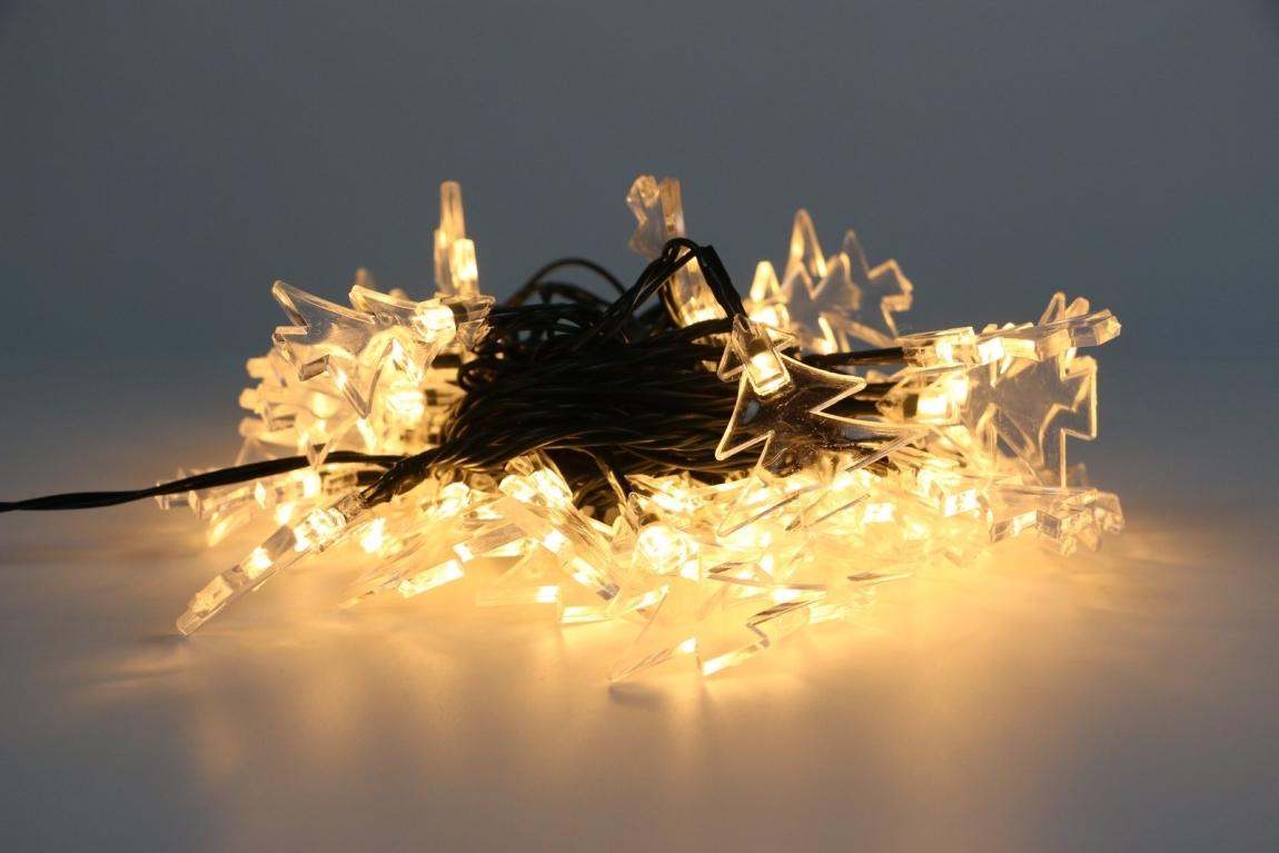Marimex Řetěz se stromečky (40 LED) - 18000303