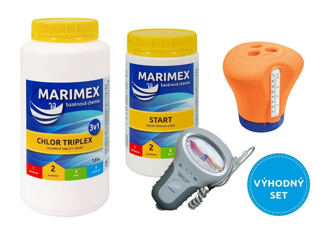 Marimex Sada bazénové chemie pro ošetření vody 2 - 19900065
