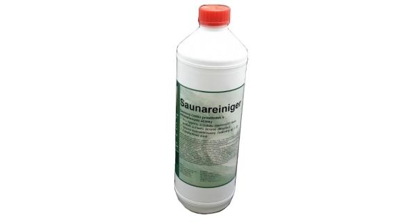 Saunareiniger - přípravek k čištění saun 1 l