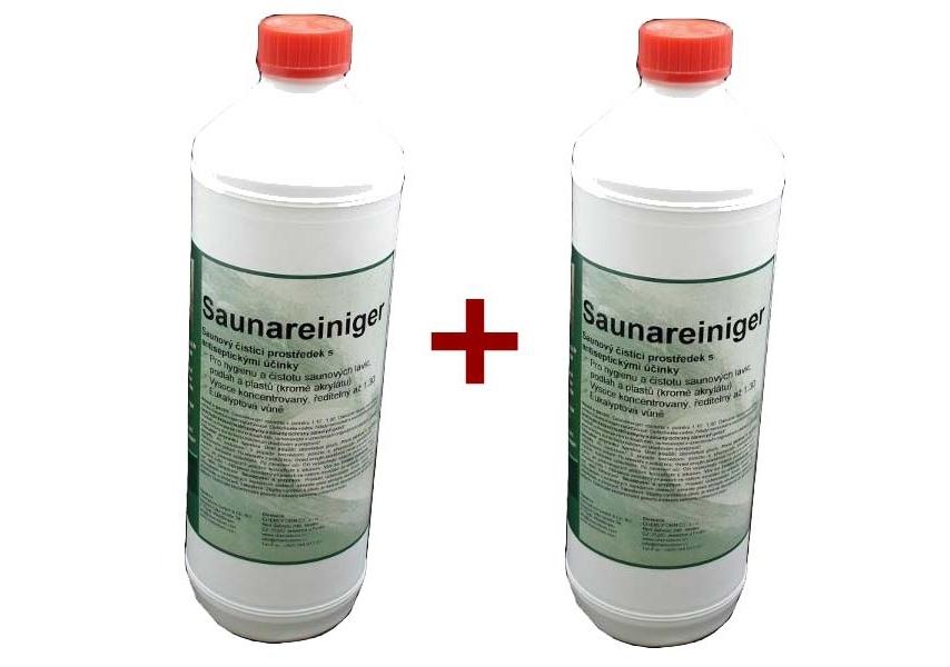 Saunareiniger - přípravek k čištění saun