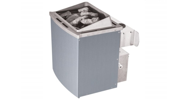 Saunová kamna 9 kW s integrovaným ovládáním - Karibu
