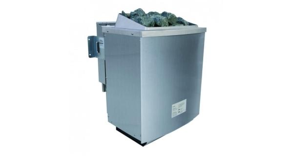 Saunová kamna Bio-Kombi 9 kW s externím ovládáním - Karibu