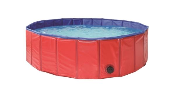 Skládací bazén pro psy - Ø 100 cm