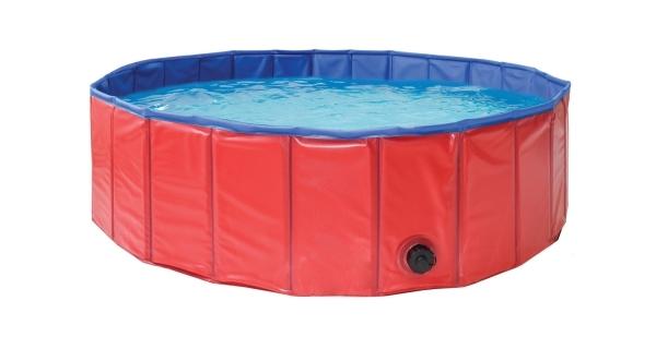 Skládací bazén pro psy - Ø 120 cm