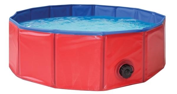 Skládací bazén pro psy - Ø 80 cm