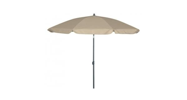 Slunečník Malibu II 180 cm - přírodní