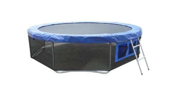 Spodní ochranná síť trampolíny 427 cm