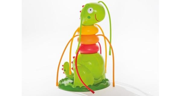 Sprcha Housenka stříkací s přípojkou na hadici