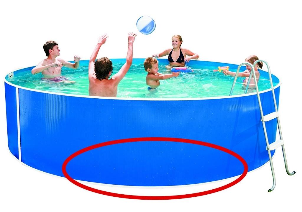 Marimex Stěna bazénu Orlando 3,66x0,91 m - 10303035