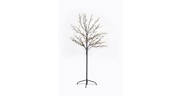 Stromek s žárovkami 200 LED - teplá bílá