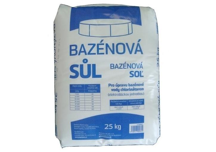 Marimex Sůl bazénová Marimex 25 kg - náhradní obal - 113060013