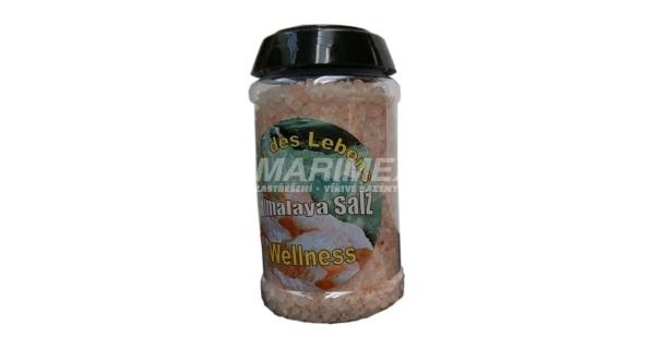 Sůl drcená v dóze 0,5 kg - orange