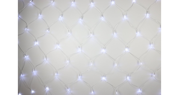 Světelná síť 100 LED