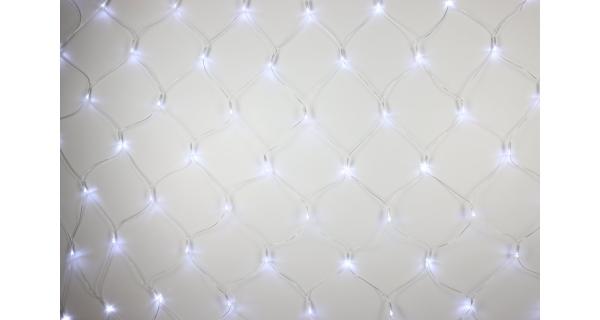 Světelná síť 128 LED