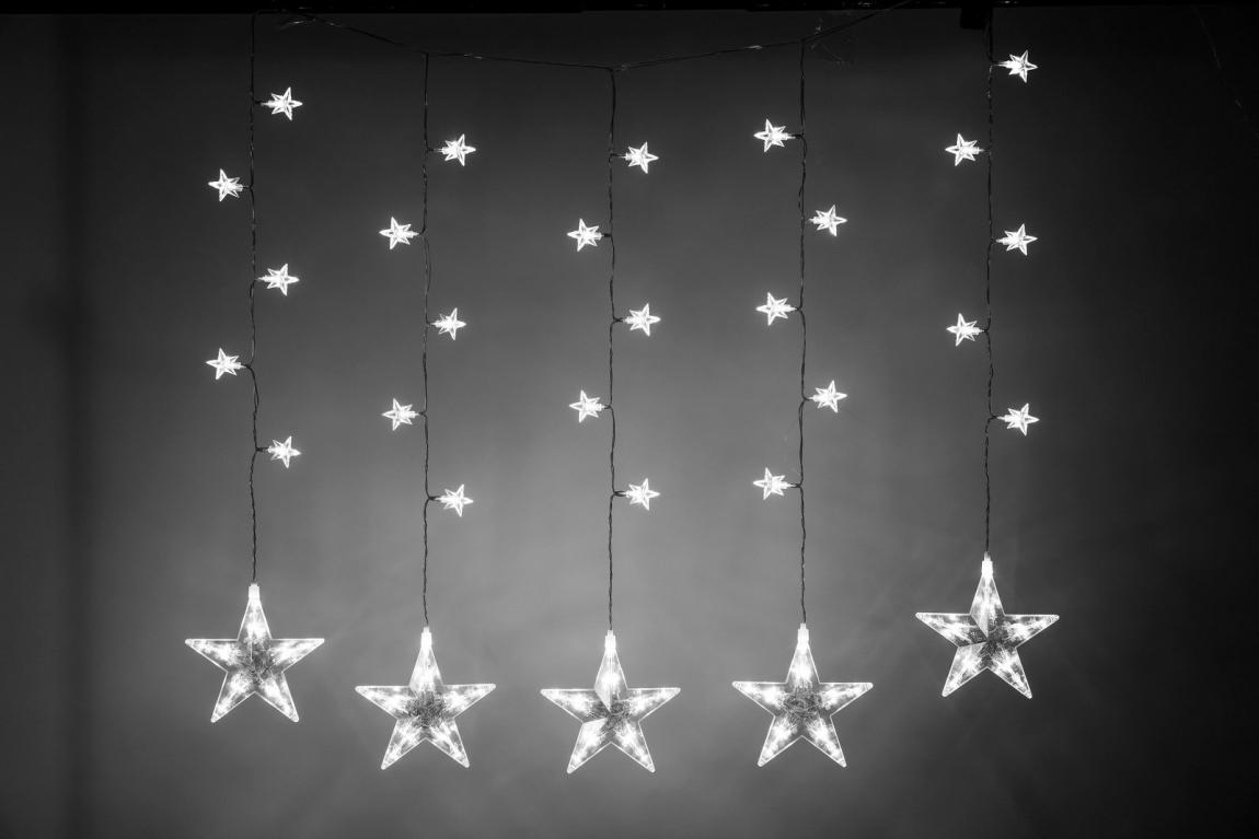 Marimex Světelné hvězdy 100 LED - studená bílá - 18000087