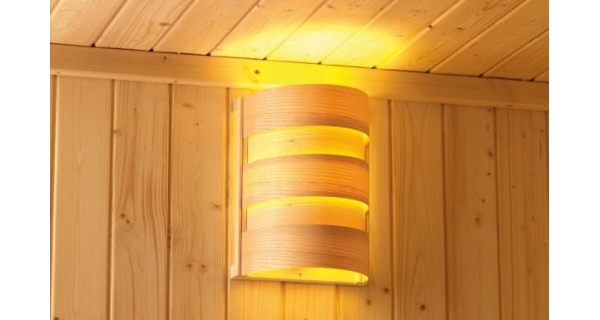 Světlo saunové Classic pro set Plug & Play - Karibu