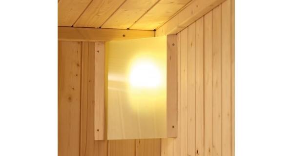 Světlo saunové Premium - Karibu
