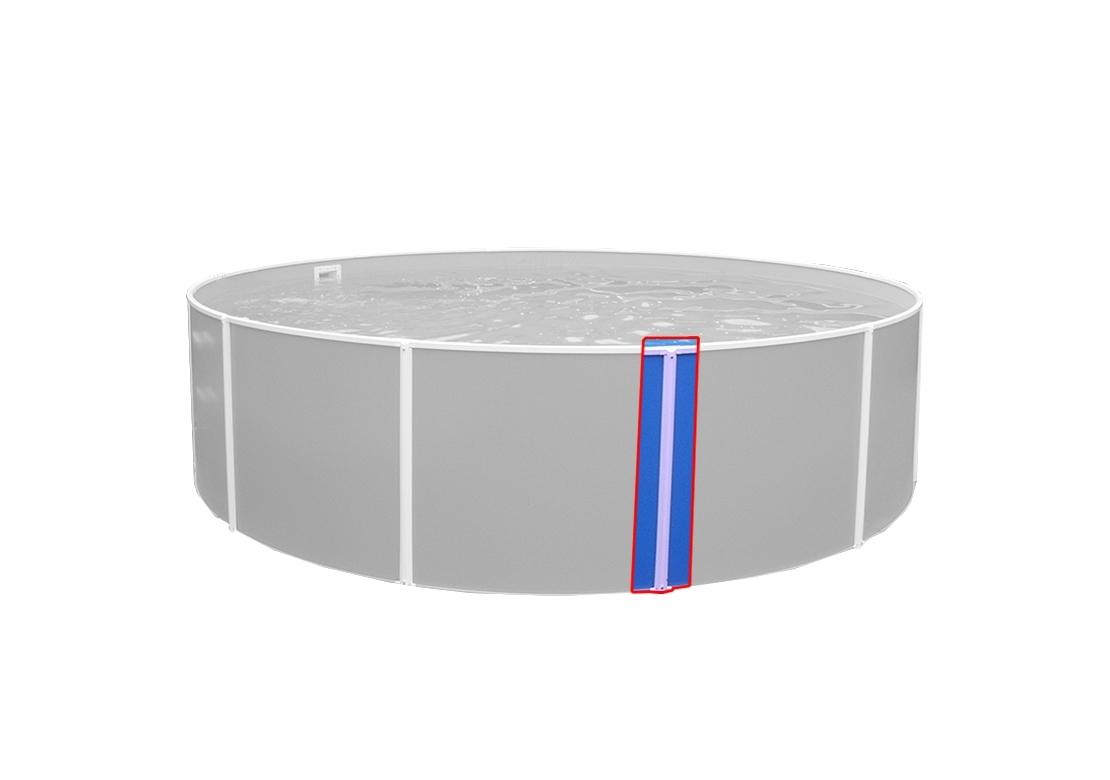 Marimex Svislá lišta 98 pro Orlando 3,66/4,57 x 0,91 m - 10302024