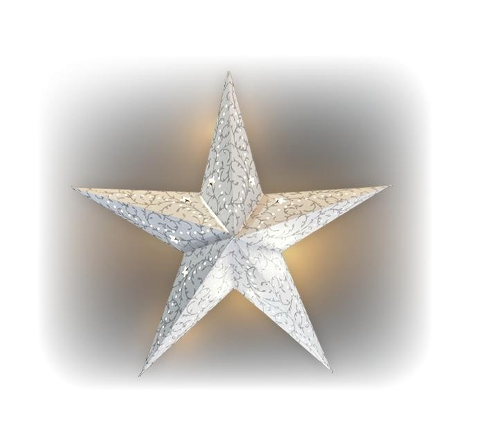 Marimex Svítící hvězda 1 LED - 18000091