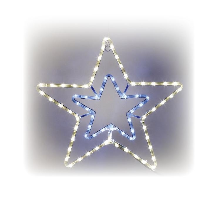 Marimex Svítící hvězda 72 LED - 18000086