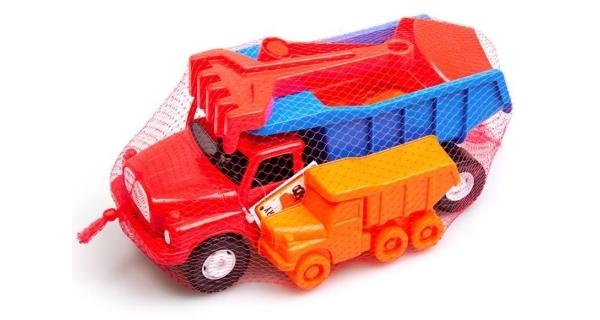 Tatra 148 červeno-modrá pískový set 5 ks