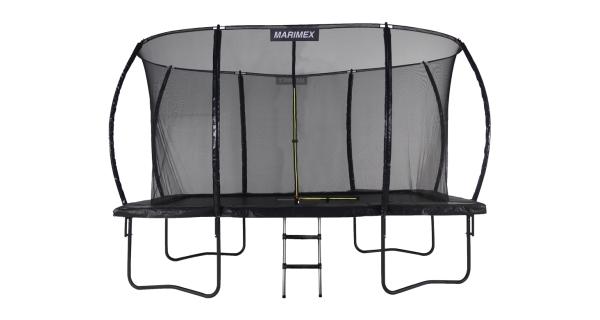 Trampolína Marimex Comfort Spring 213x305 cm + vnitřní ochranná síť + žebřík ZDARMA